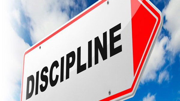 disciplinary action training online