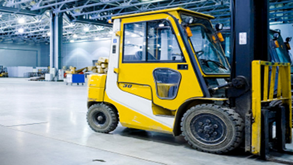 How to keep safe with your forklift