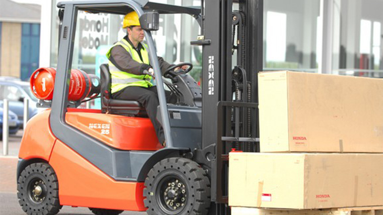 A Guide to Forklift Safety - Part Two