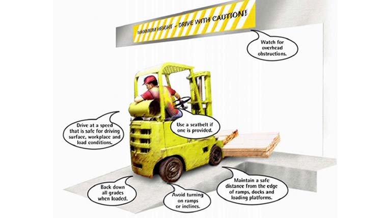 A Guide to Forklift Safety - Part Three